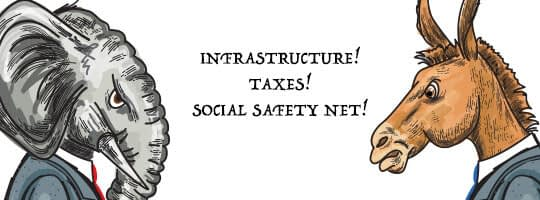 Tax worries? Infrastructure concerns?  A Mission Point Timely Update