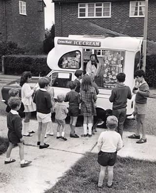 Ice Cream Brain.  What ice cream trucks can teach us about investing.